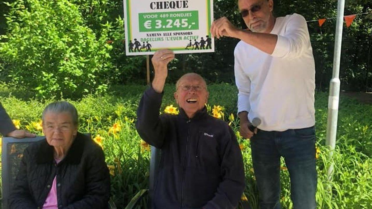 Bewoners Van Coothhuis Veghel openen jeu-de-boulesbaan