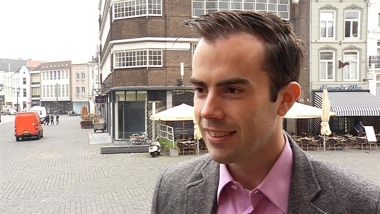Mike van der Geld lijsttrekker D66 Den Bosch: 'Het vuurtje brandt nog steeds'