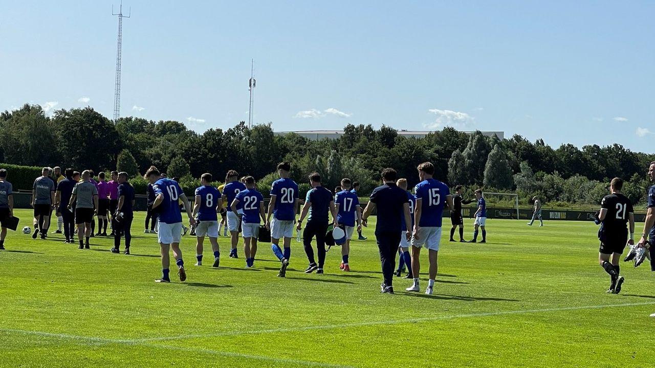 Eerste nederlaag FC Den Bosch in oefencampagne tegen NAC Breda