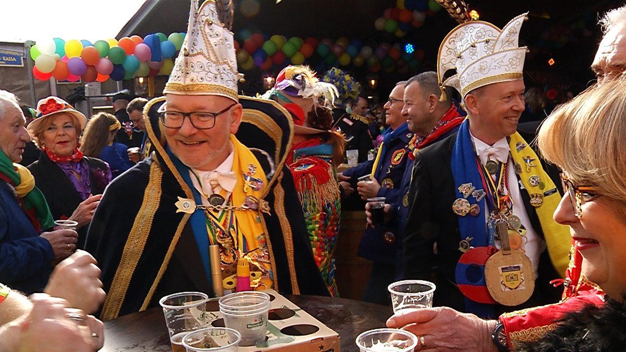 Osse carnavalsactiviteiten dit jaar van de baan