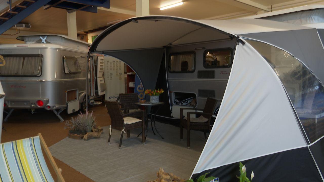 Verkoop campers: 'Veel omzet sinds Koningsdag'