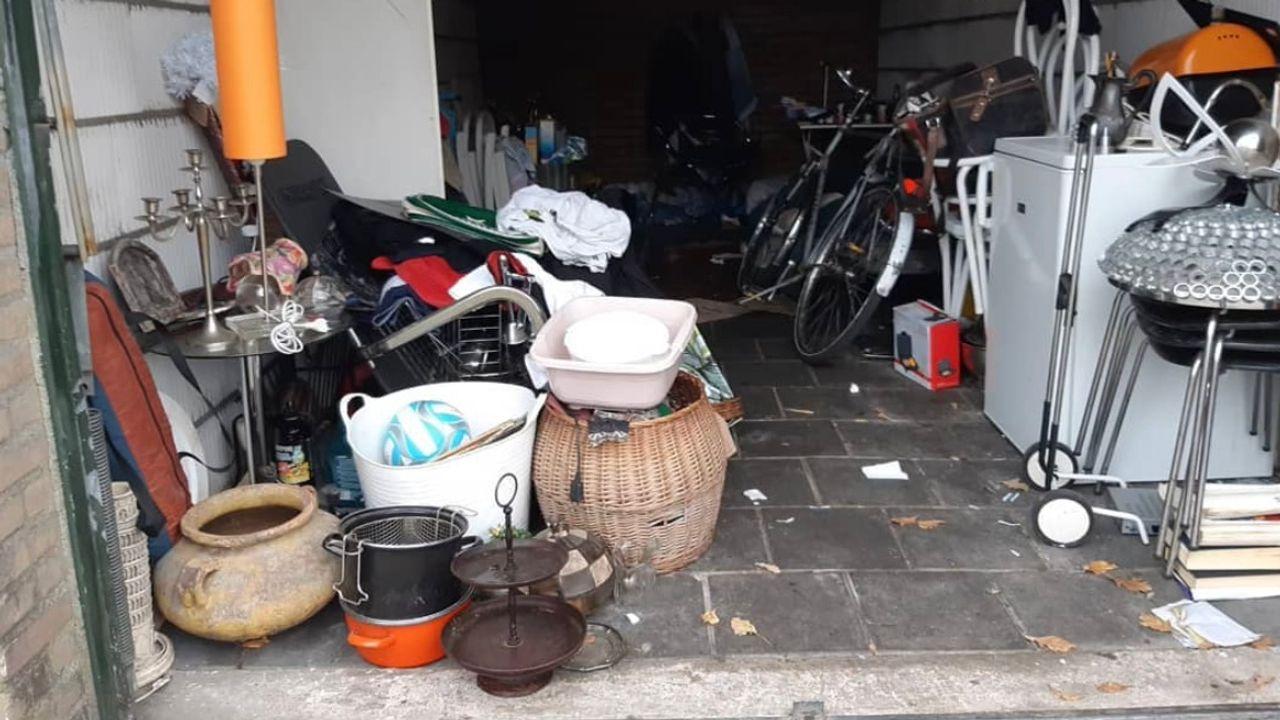 Veelpleger opgepakt in garagebox in Oss