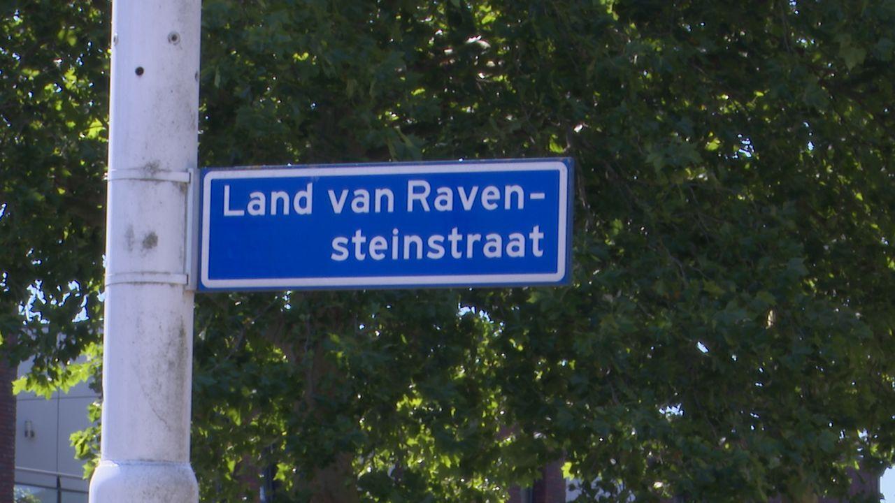 De straat van ...