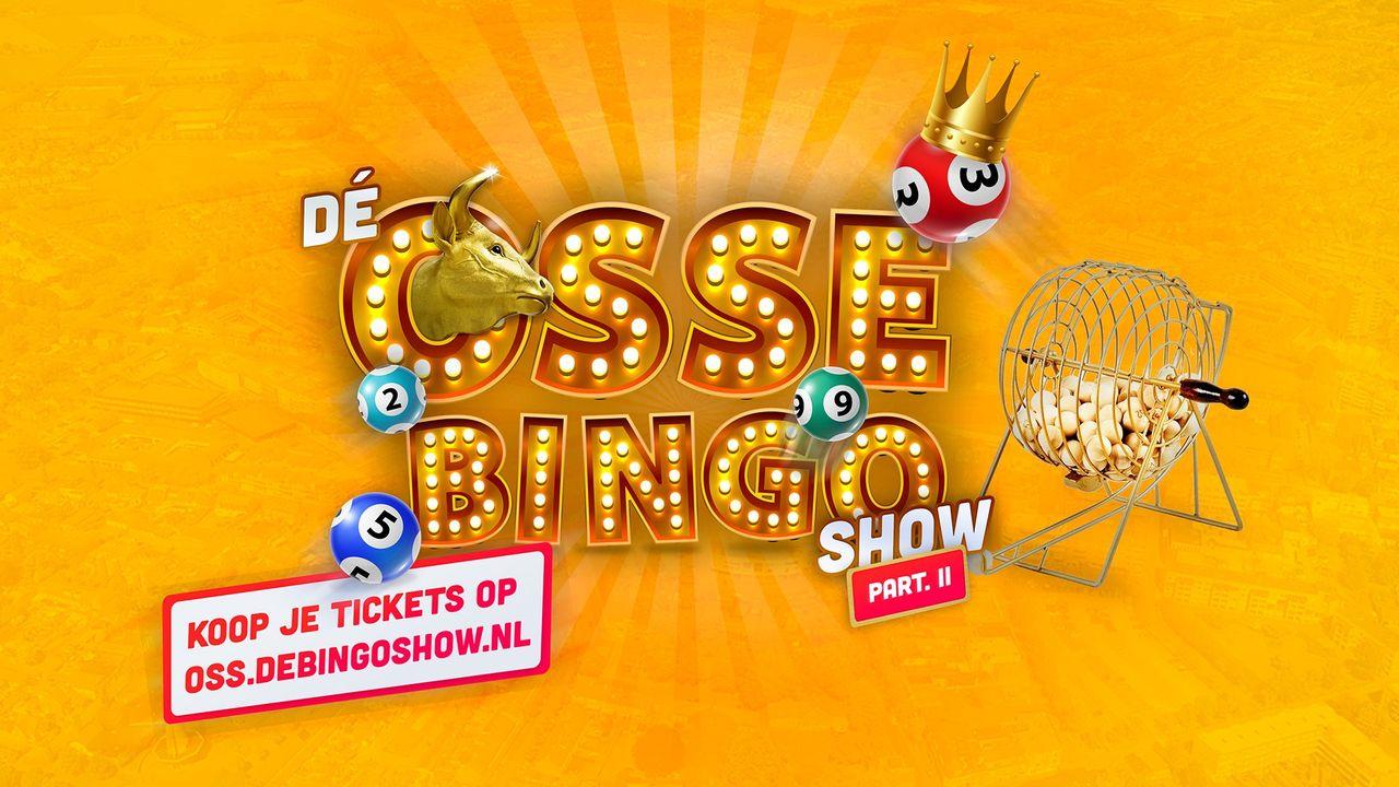 Opnieuw Osse Bingo Show vanuit Theater de Lievekamp