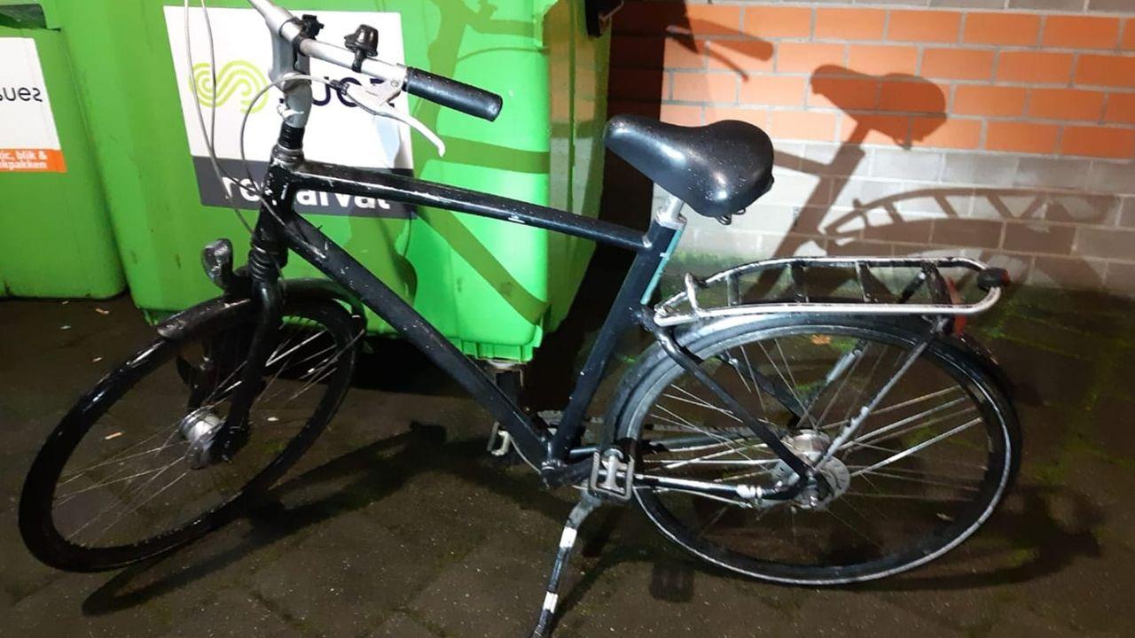 Verdachte aangehouden voor betrokkenheid bij fietsdiefstal