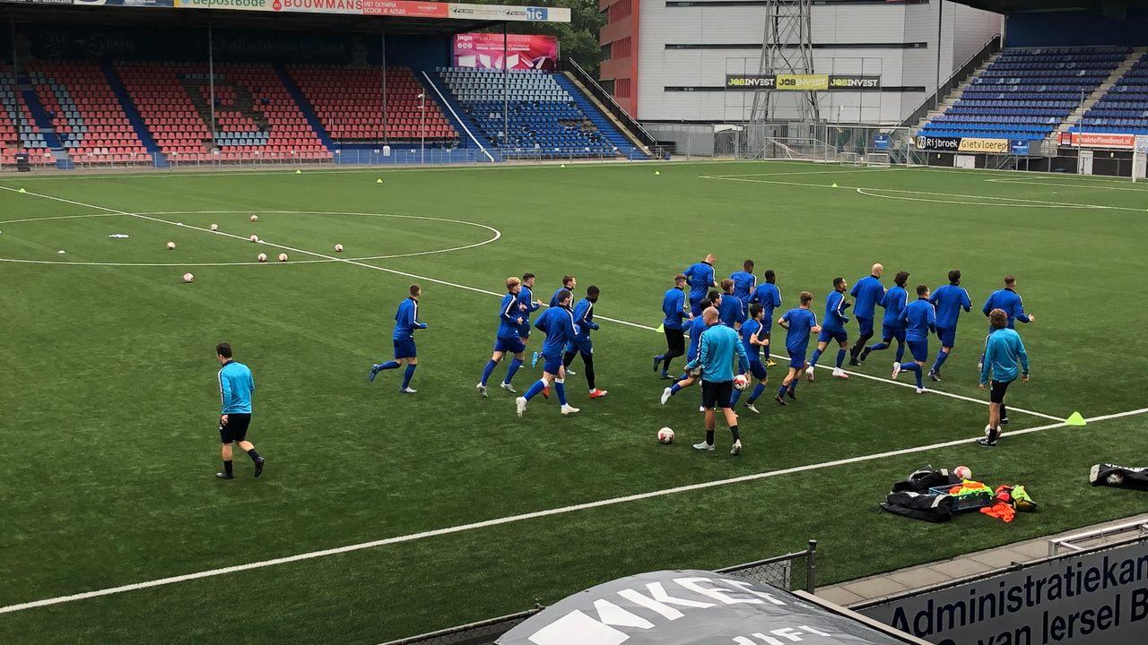 FC Den Bosch-Almere City vervroegd
