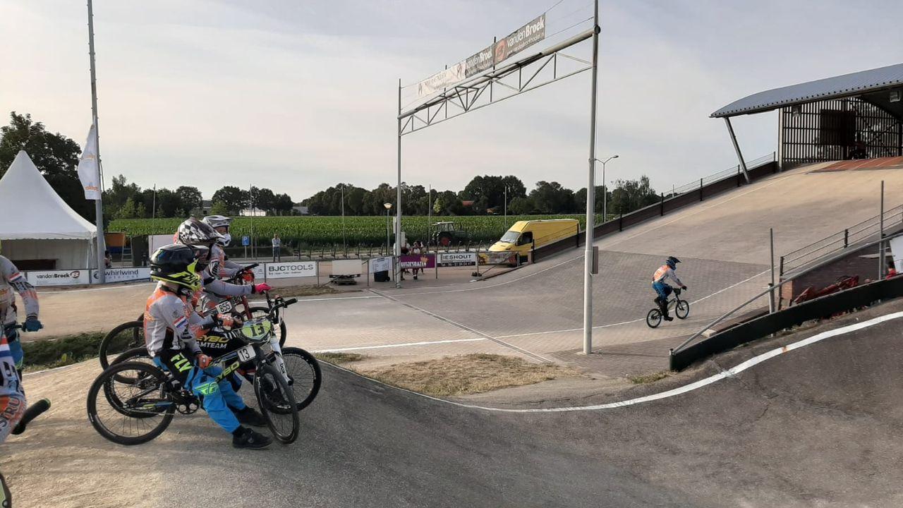 Dave van der Burg uit Heesch voor tweede keer Nederlands kampioen