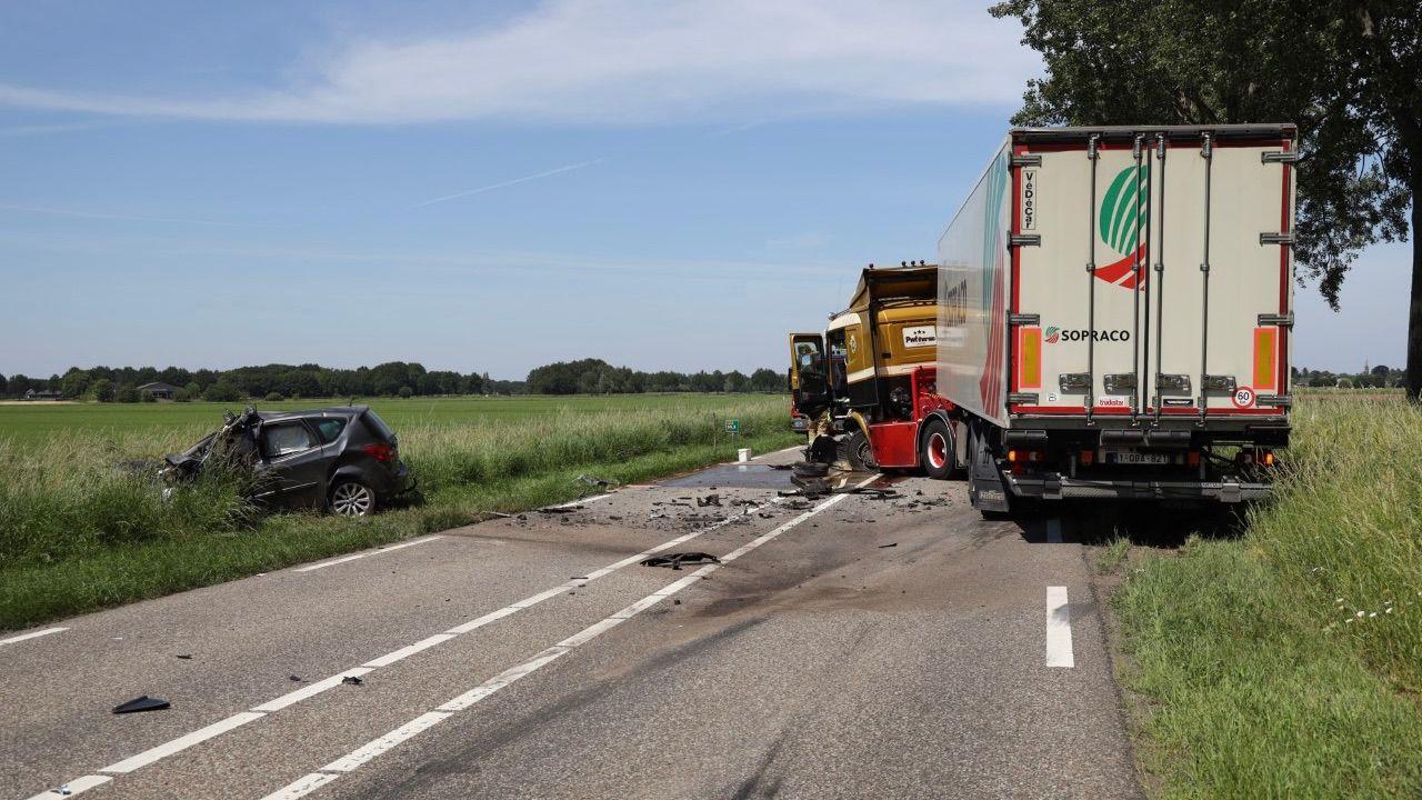 Dodelijk ongeval op Dorpenweg in Herpen