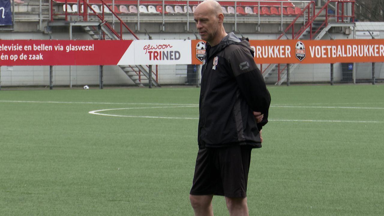 Klaas Wels is er nog niet uit wie spelen tegen FC Eindhoven