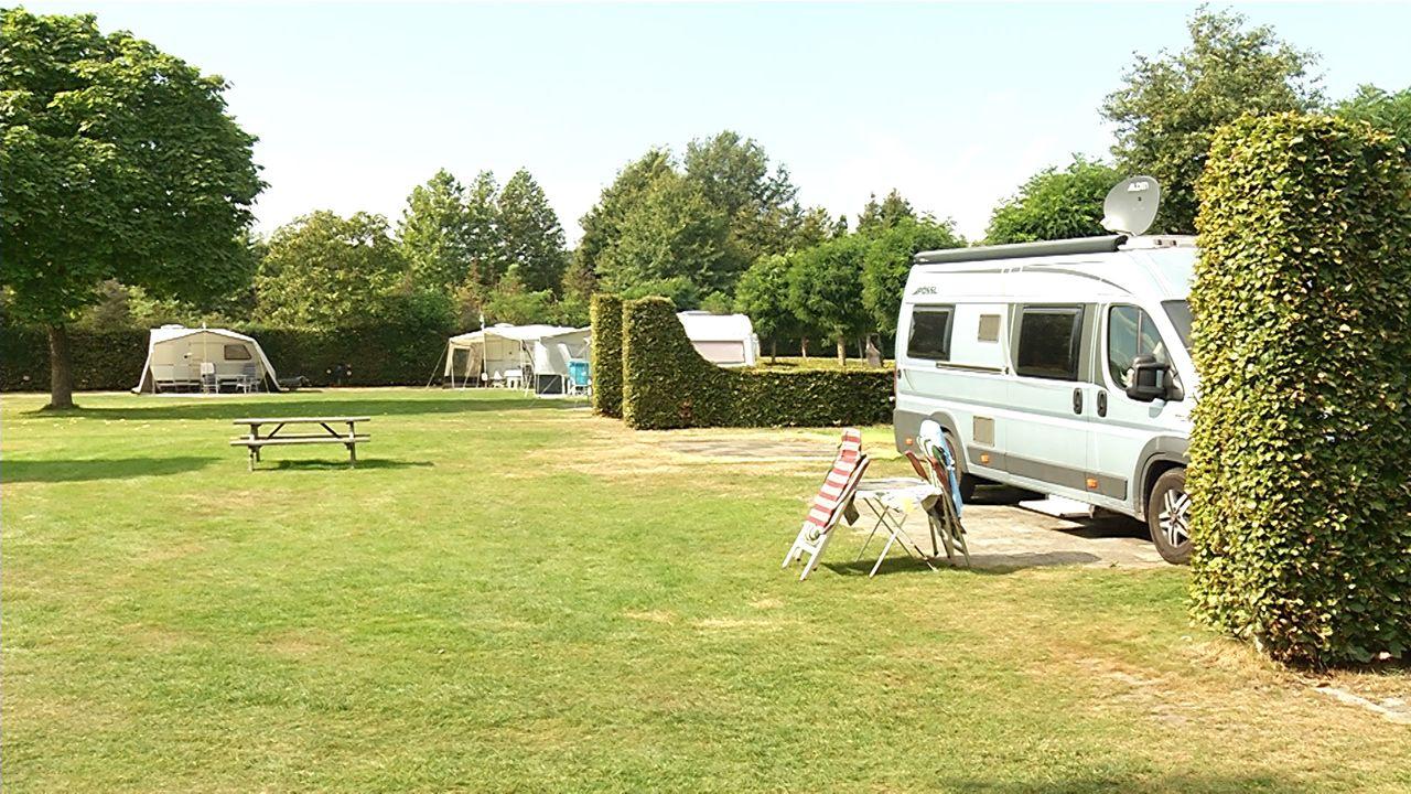 Seizoen met ups en downs voor vakantieparken en campings