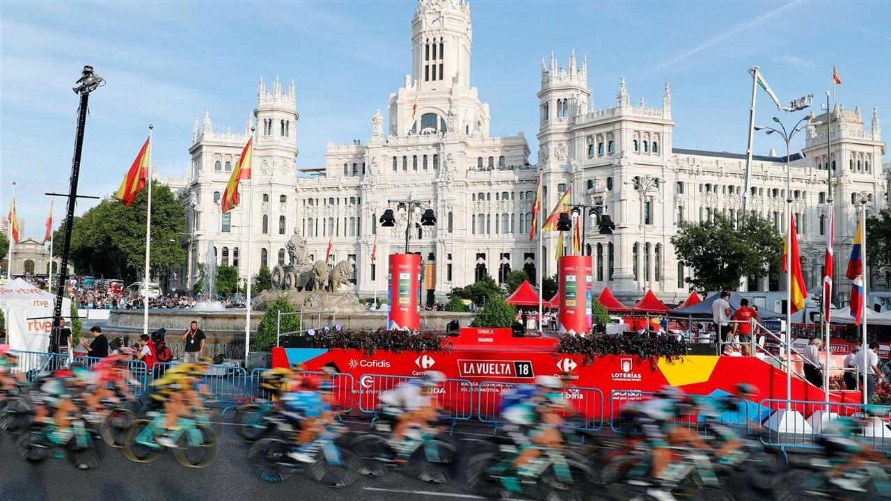 Vuelta 2020 op 15 augustus 2020 in Den Bosch