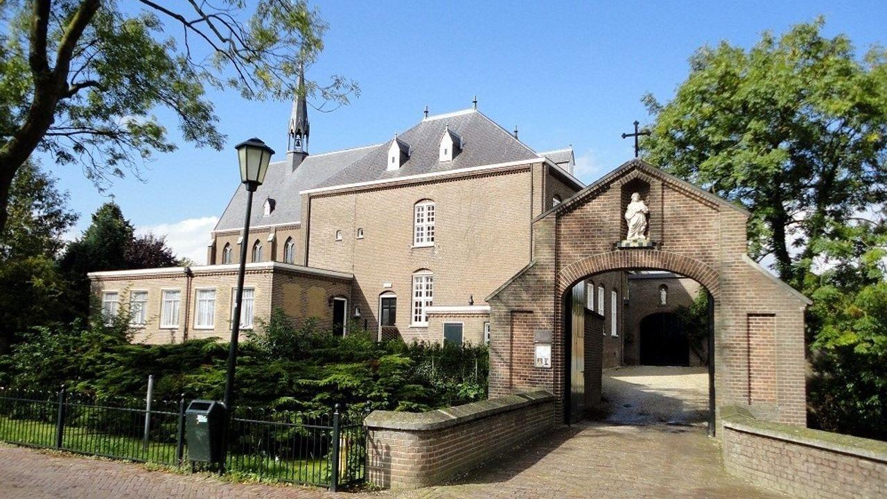 Een eigen studio in klooster 'St. Josephsberg' is binnenkort mogelijk