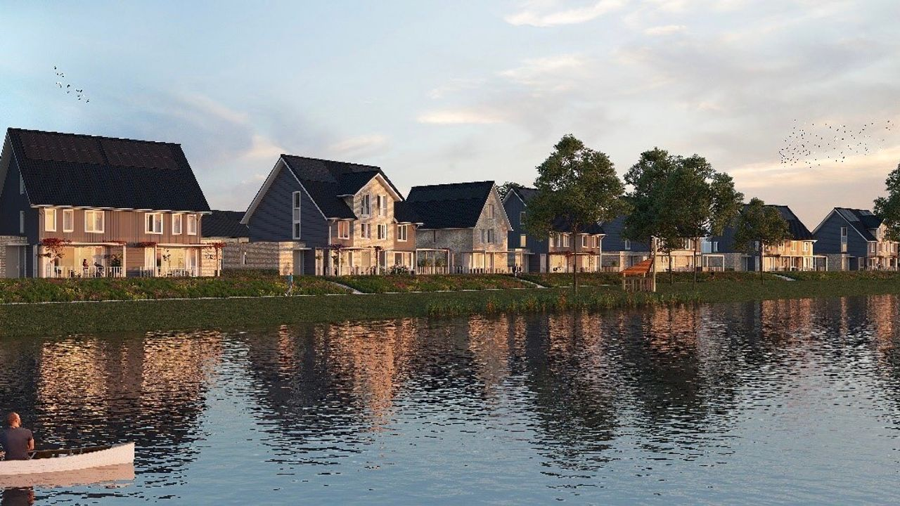 27 woningen erbij in plan Zuiderlei in De Groote Wielen