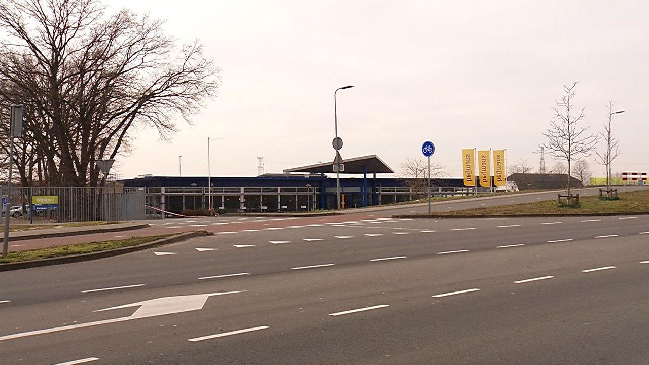 Uitgerekend De Bossche Groenen is tegen tankstation voor elektrische auto's aan Graafsebaan