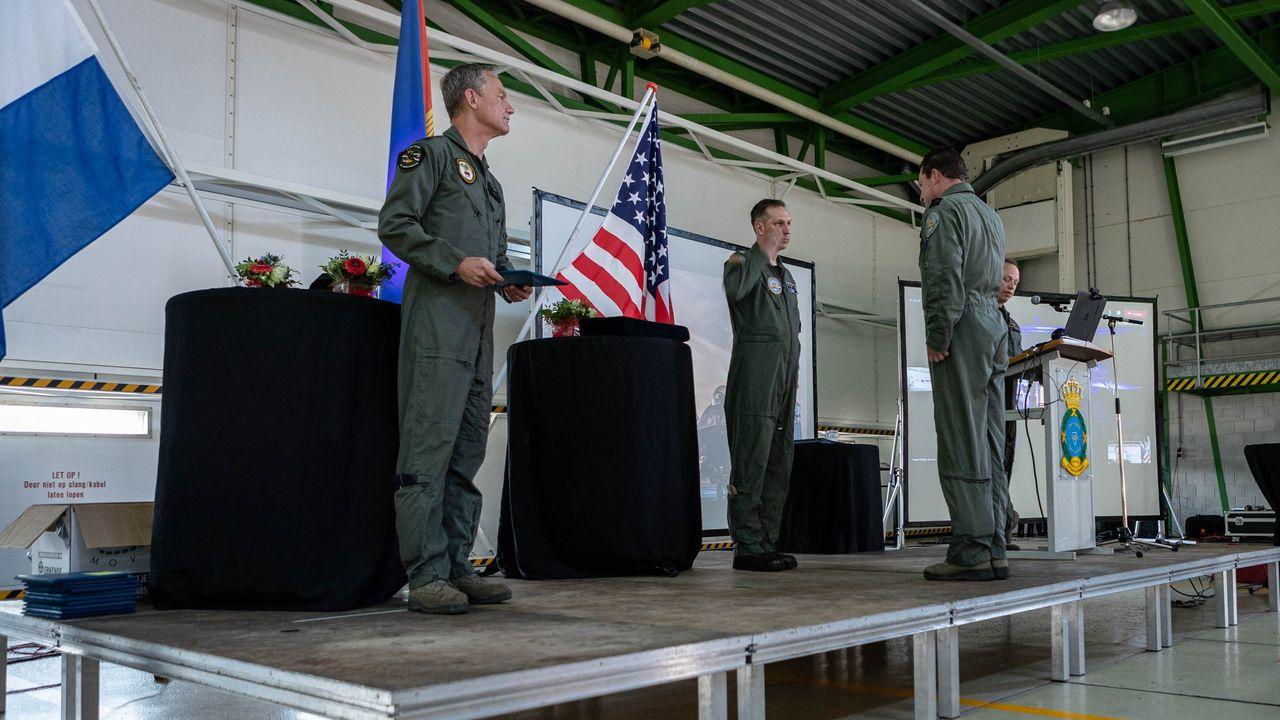 87 Nederlandse gevechtsvliegers worden onderscheiden met prestigieuze Amerikaanse Air Medal