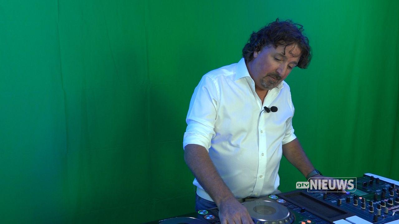 """Dj Geert Bergers: """"Een goede mix stopt niet"""""""