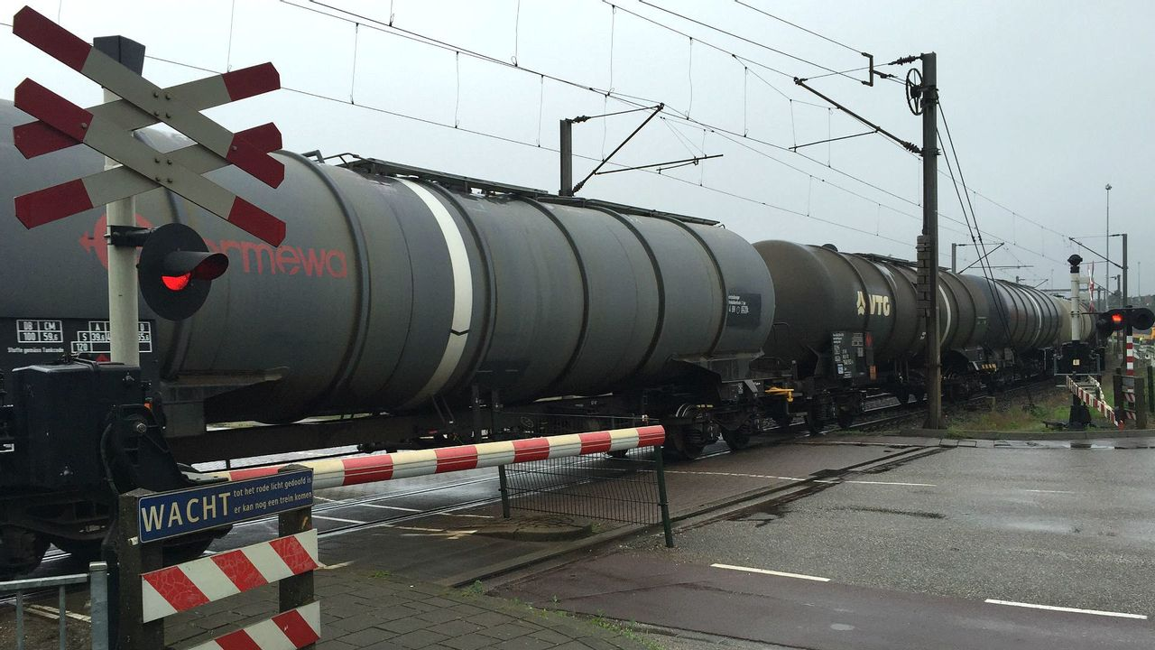 Toenemend aantal giftreinen, PvdA wil compensatie omwonenden spoor