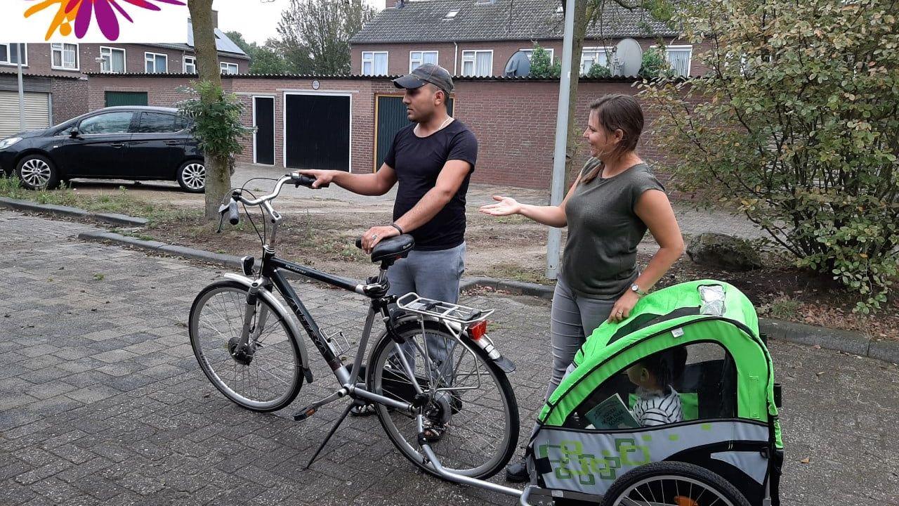 Fiets-uitleen-project ONS Welzijn dingt mee naar 10.000 euro van ANWB-fonds