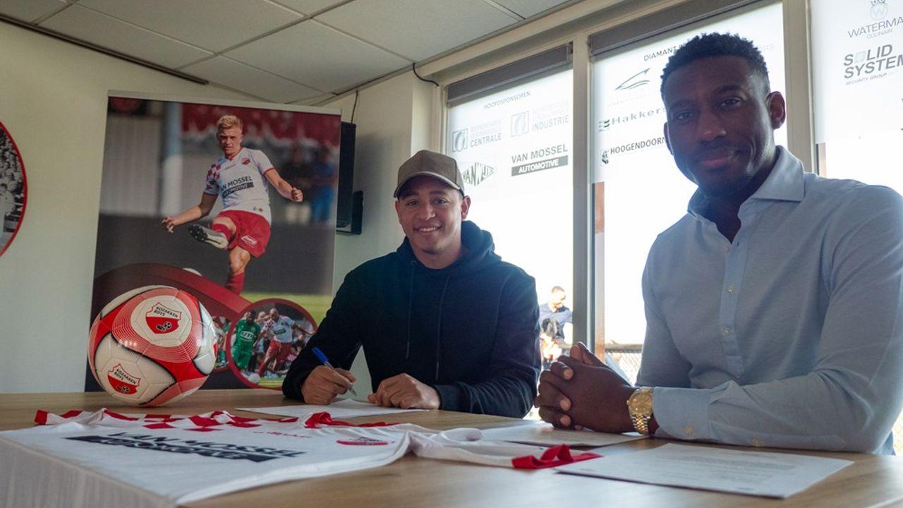 'American dream' van Ayrton Statie voorbij: voetballer keert terug in Nederland