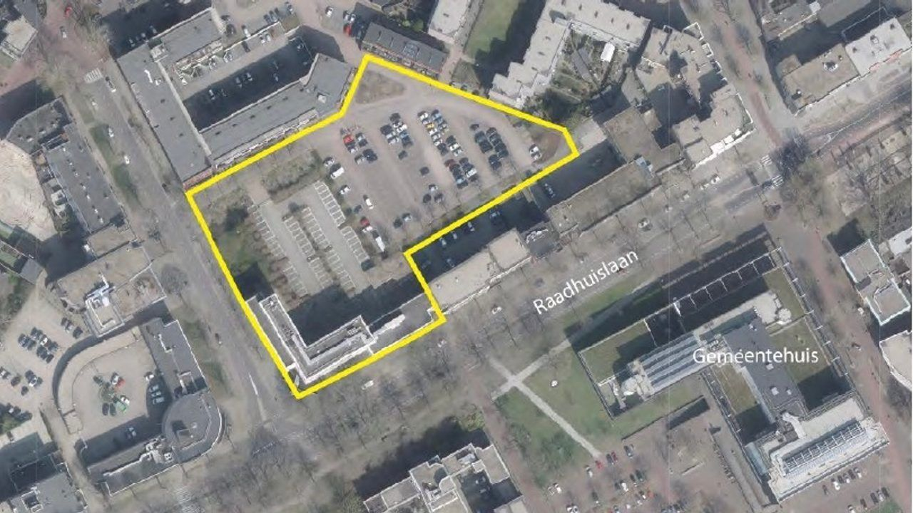 Osse politiek wil meer invloed op woningbouwplannen Raadhuislaan Noord