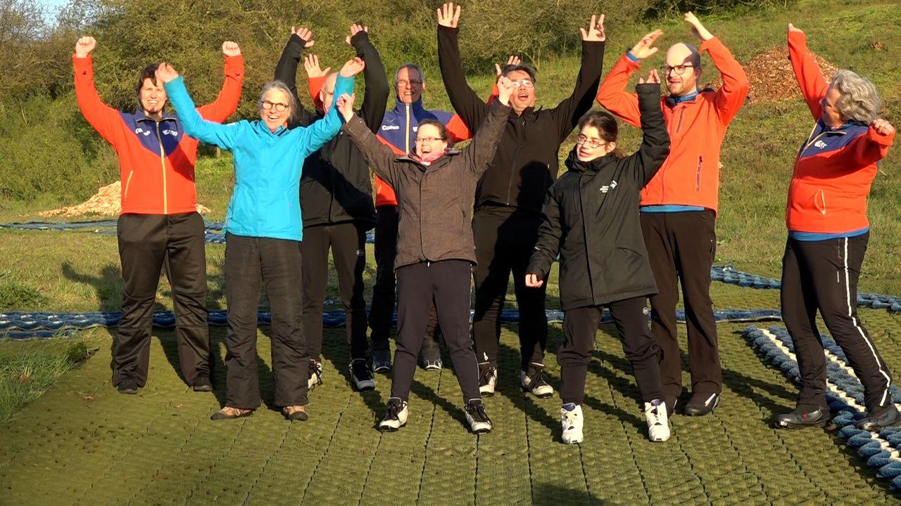 Atleten met verstandelijke beperking echt dolgelukkig met deelname Special Olympics; 'Super leuk!'