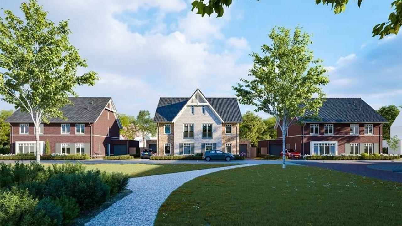 Vorstenbosch krijgt na lang wachten nieuwe woningen