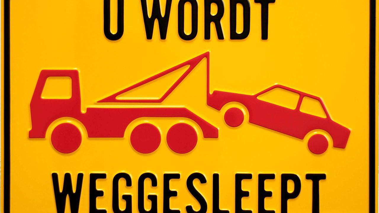 Auto wegslepen in Den Bosch wordt duurder