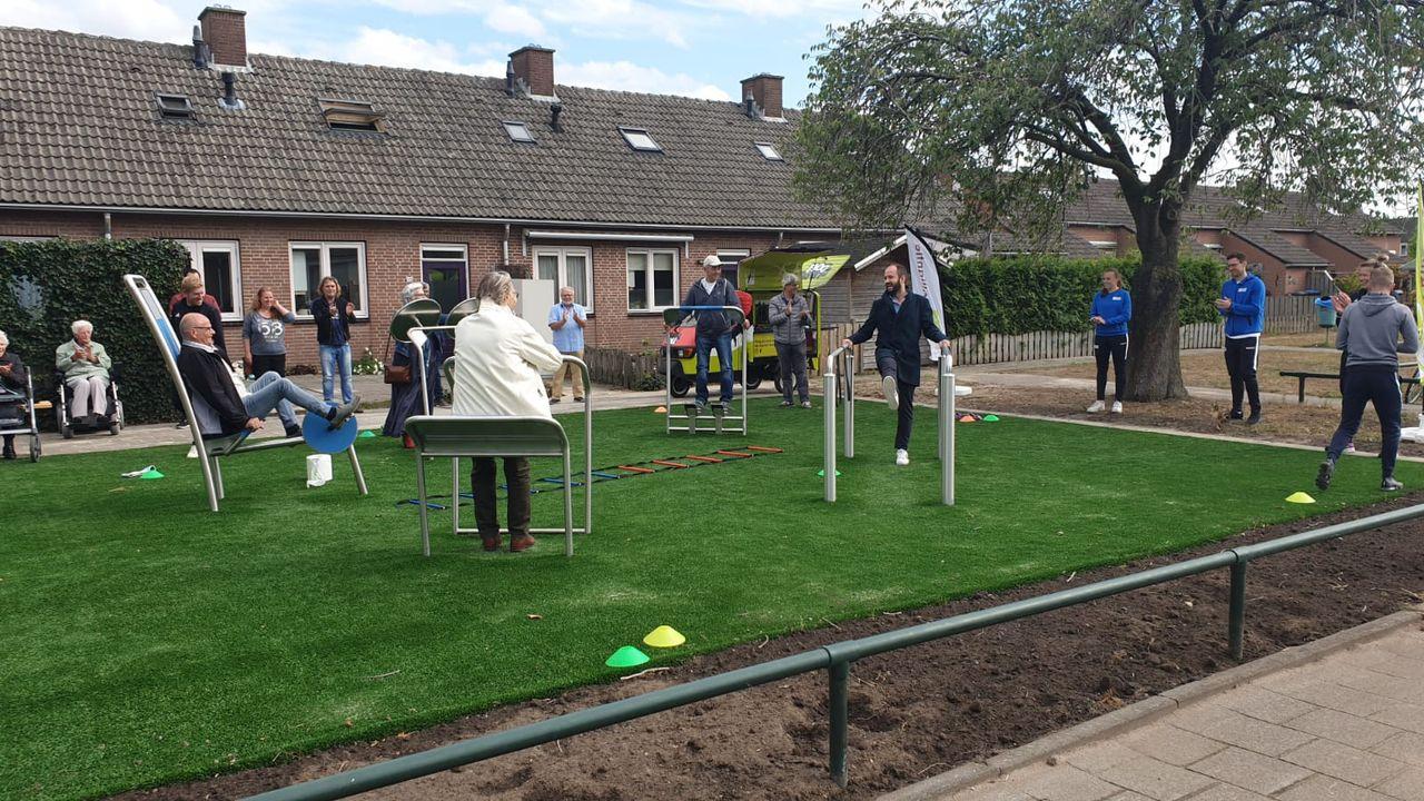 Nieuwe beweegplek 'voornamelijk voor senioren' geopend in Nuland