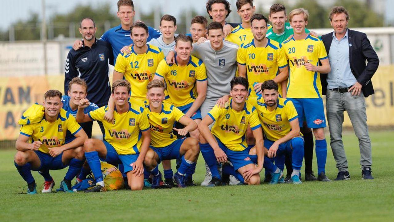 O.S.S. '20 plaatst zich voor 2e voorronde KNVB beker