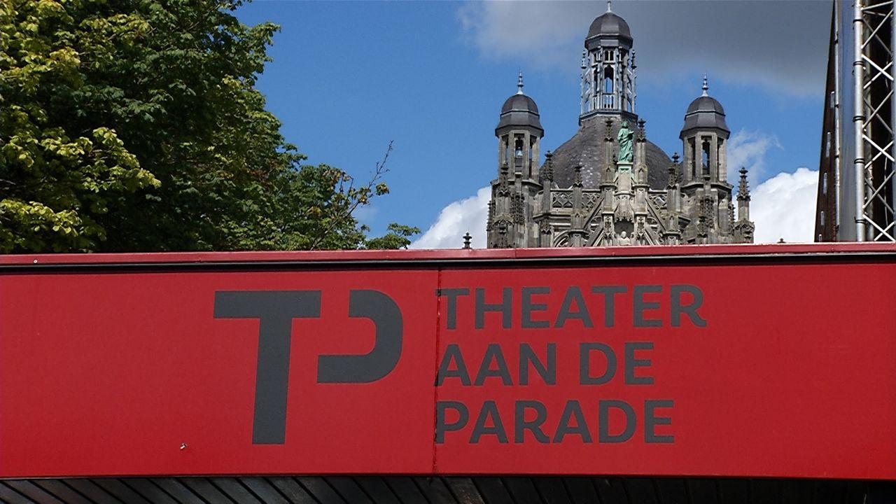 Geschiedenis Theater aan de Parade nu in boekvorm