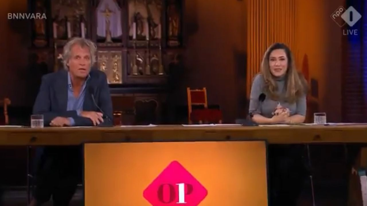 1,2 miljoen mensen zien talkshow Op1 vanuit Uden
