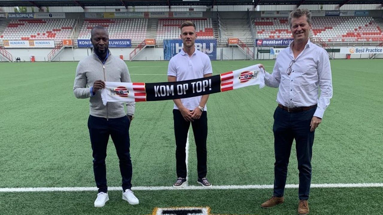 Voormalig Feyenoorder sluit aan bij TOP Oss