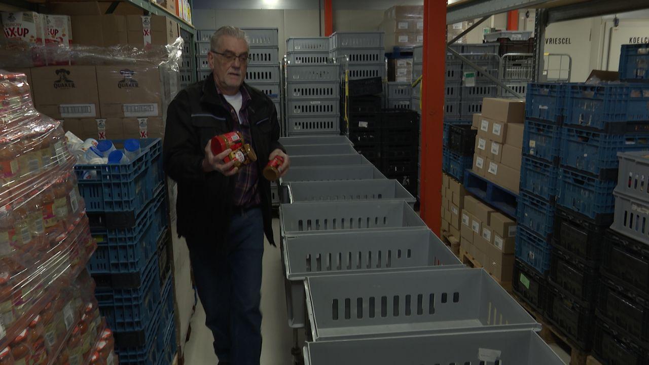 Voedselbank Den Bosch voortaan ook woensdag open