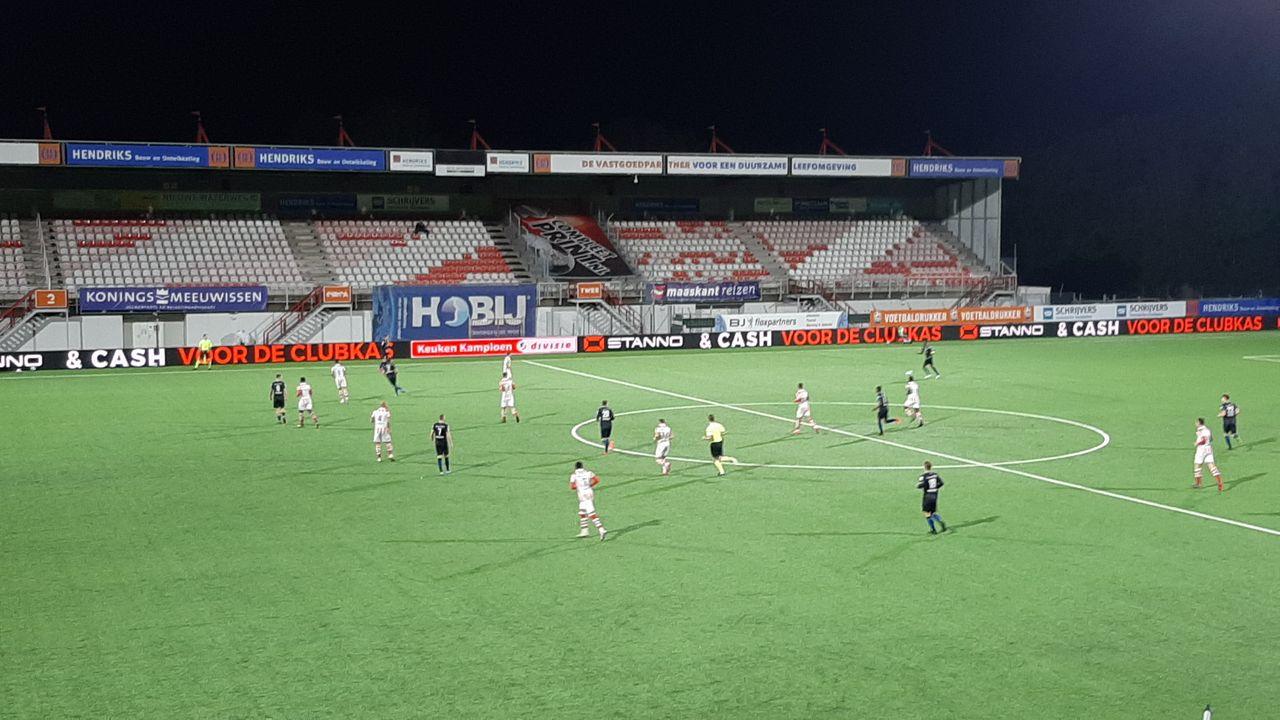 Volg hier de derby TOP Oss-FC Den Bosch