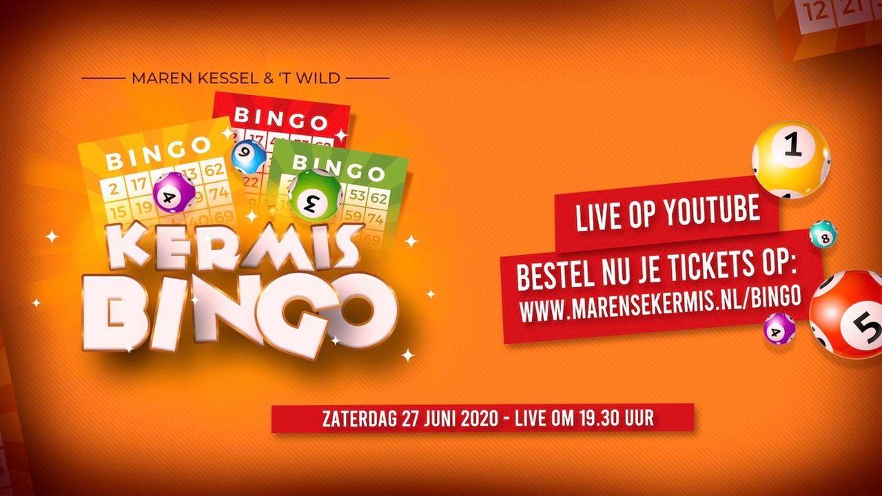 Geen kermis maar wel een bingo in Maren-Kessel