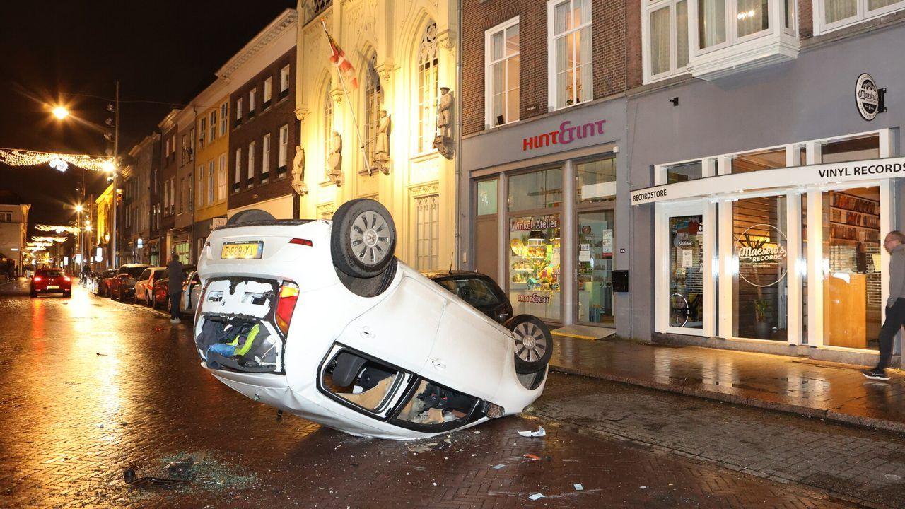Wederom verdachte aangehouden van avondklokrellen Den Bosch