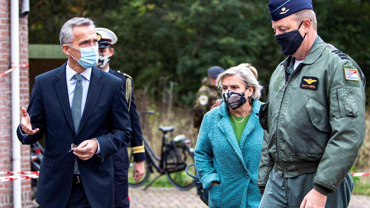 Minister Bijleveld bevestigt aanwezigheid kernwapens op vliegbasis Volkel