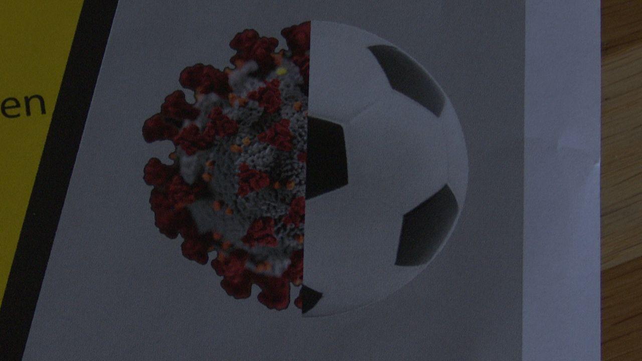Opnieuw problemen bij voetbalclubs door corona