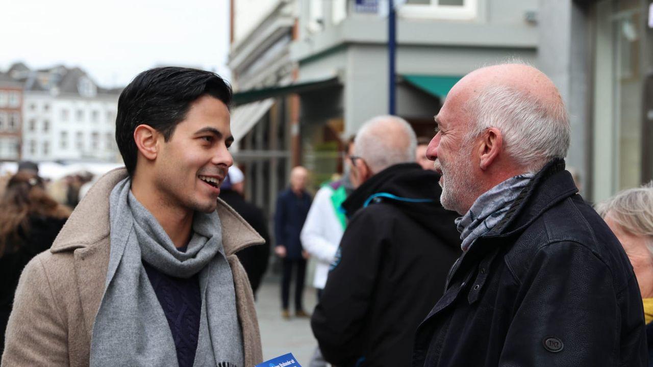 Rob Jetten gelooft in Sigrid Kaag als lijsttrekker en ziet af van kandidatuur