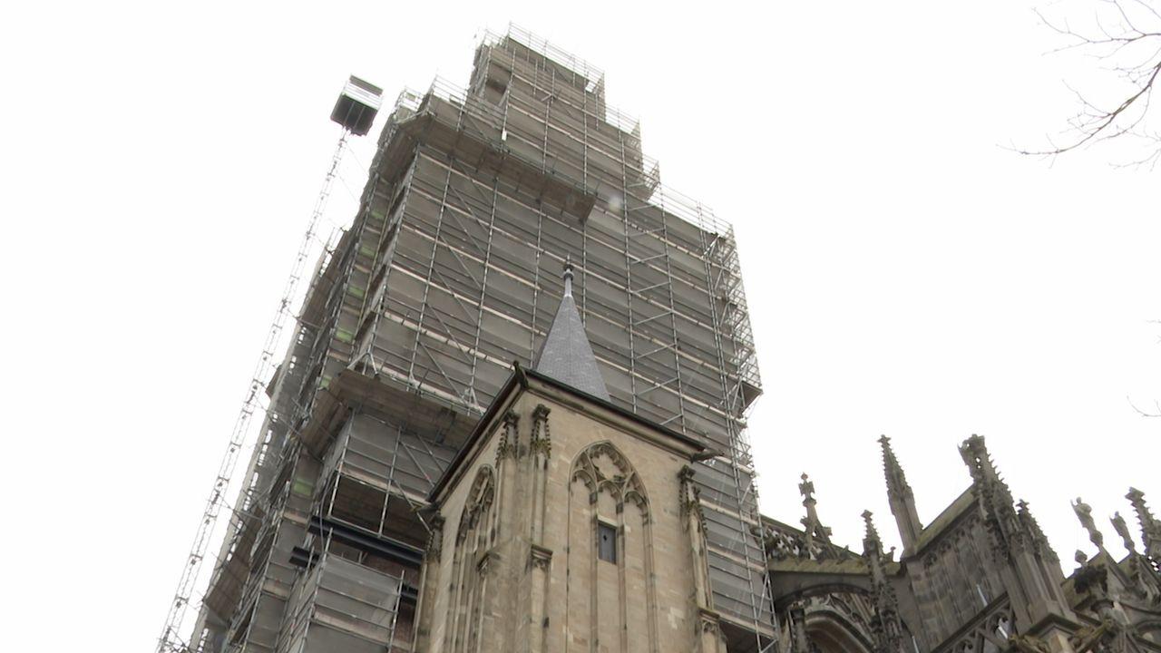 Restauratie toren Sint-Jan vrijdag klaar