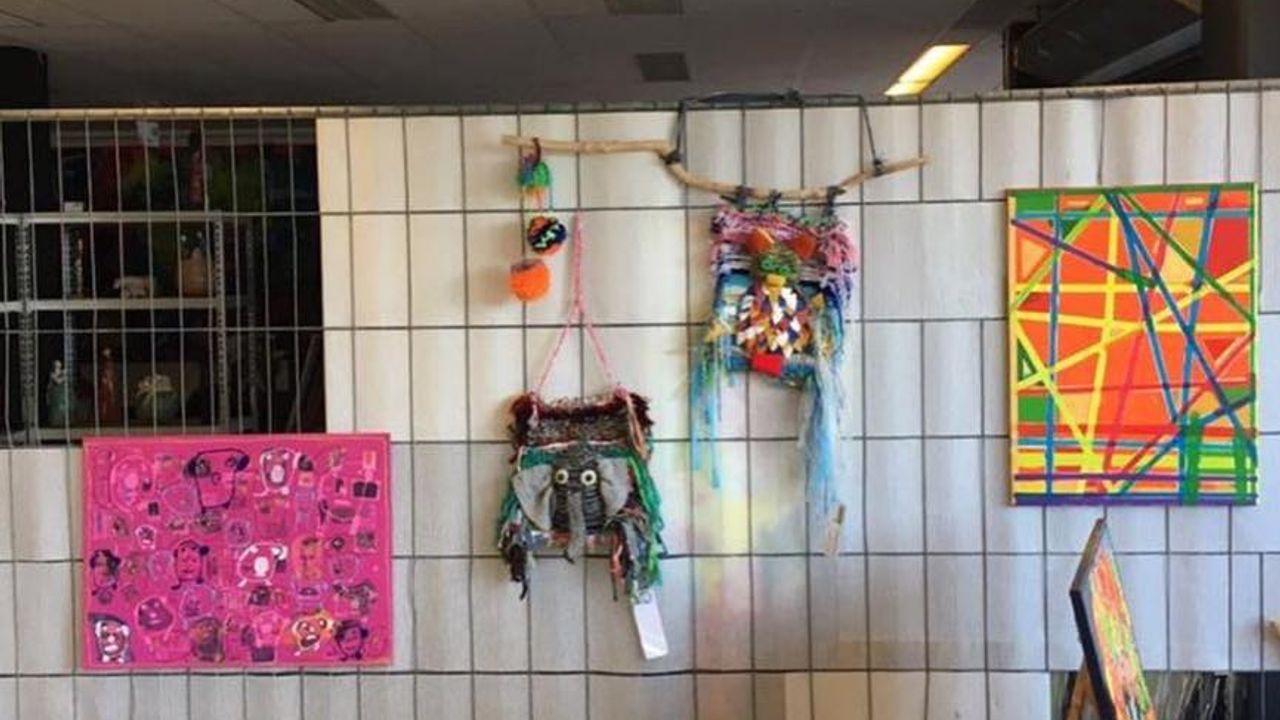 Kunstenaars RUW'Art moeten pand Houtstraat verlaten voor appartementen