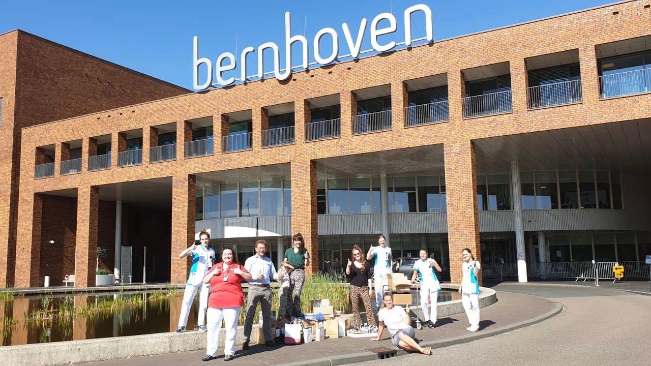 Actie 'Helden van Bernhoven' levert 2465 eetbonnen op
