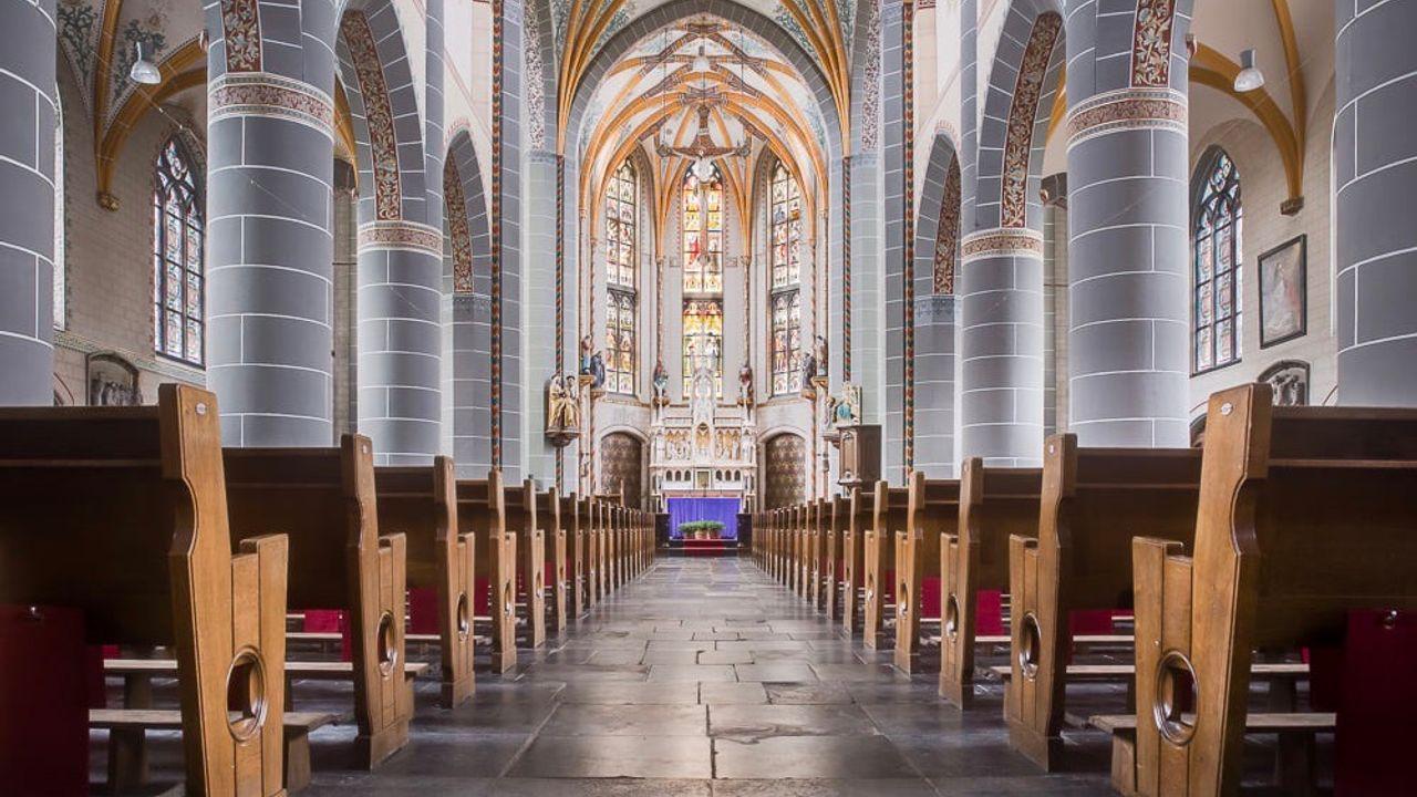 Maria Magdalena kerk in Geffen zendt vieringen uit op YouTube
