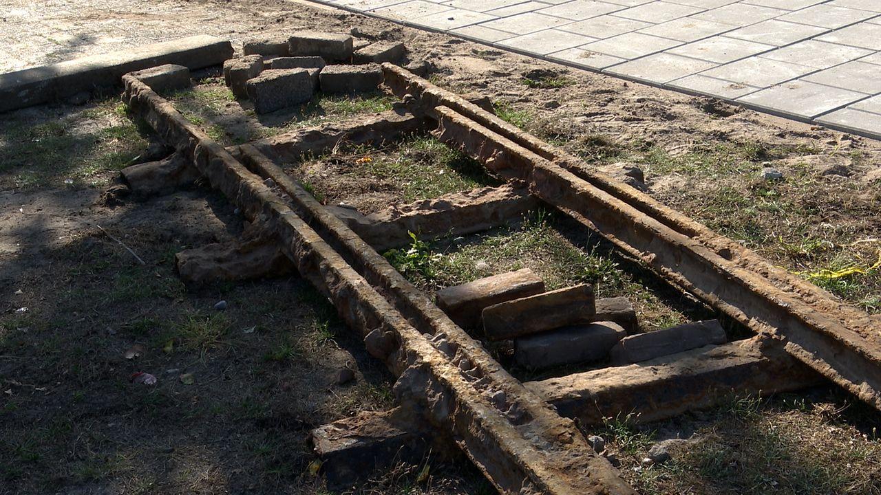 Wat is dat stukje spoorlijn in Odiliapeel nu?