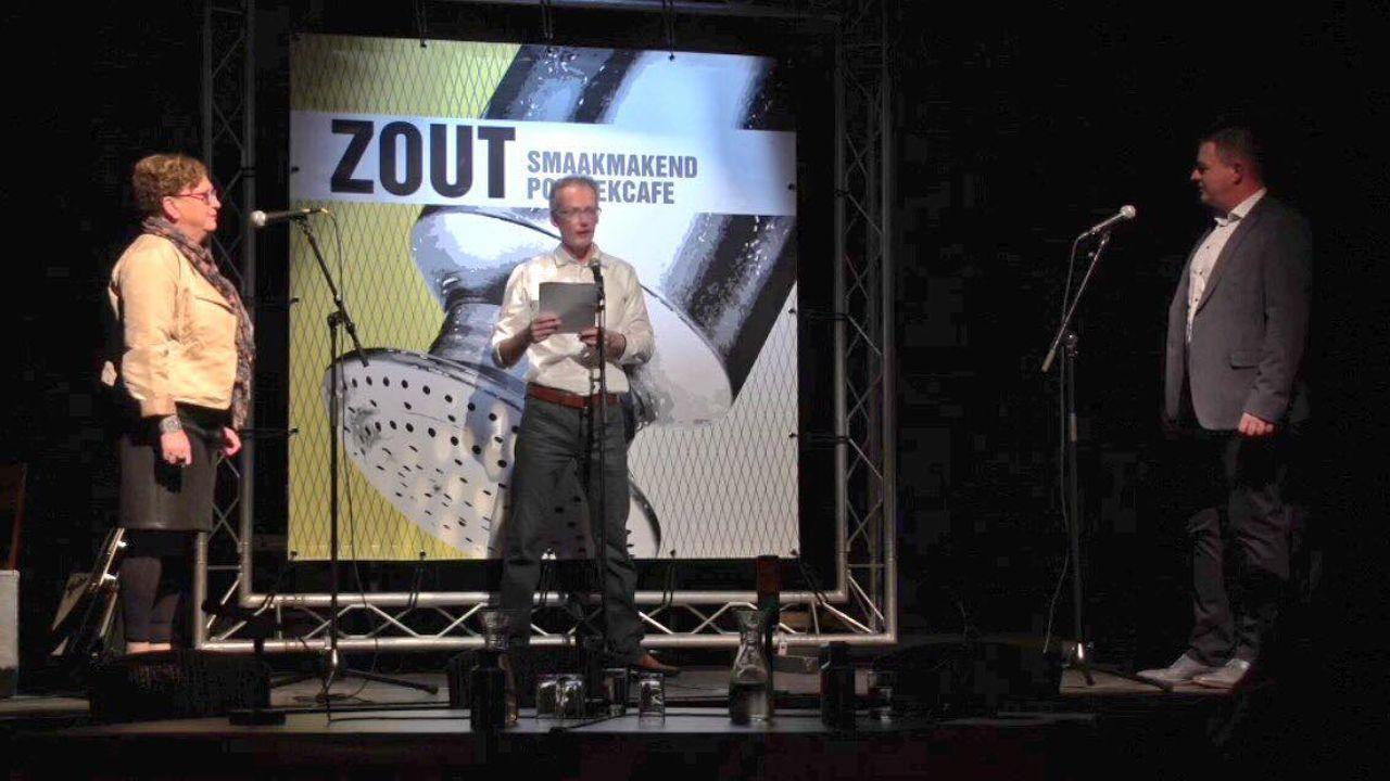 Politiek café Zout stopt met maandprogramma en gaat verder als 'pop-up'