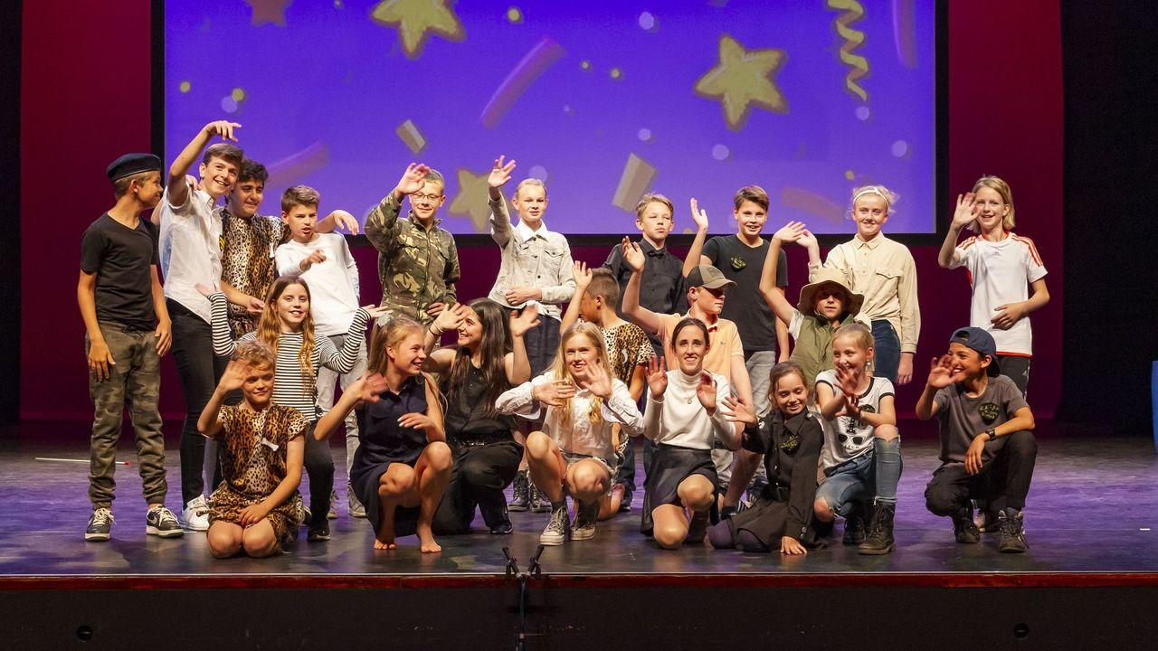 """Schoolmusicals in De Lievekamp: """"Dit gun je elk kind"""""""