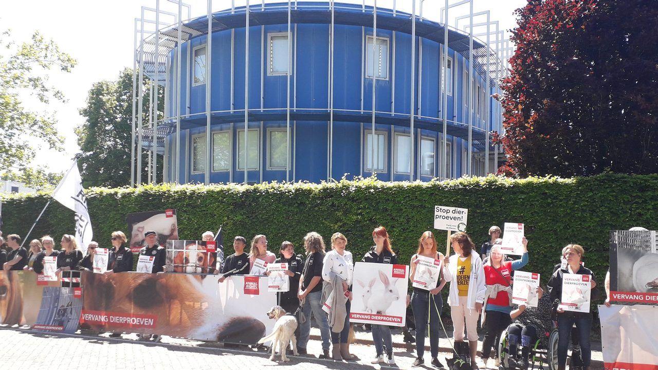 Charles River: 'uitbreiding laboratoria niet voor extra dierproeven'