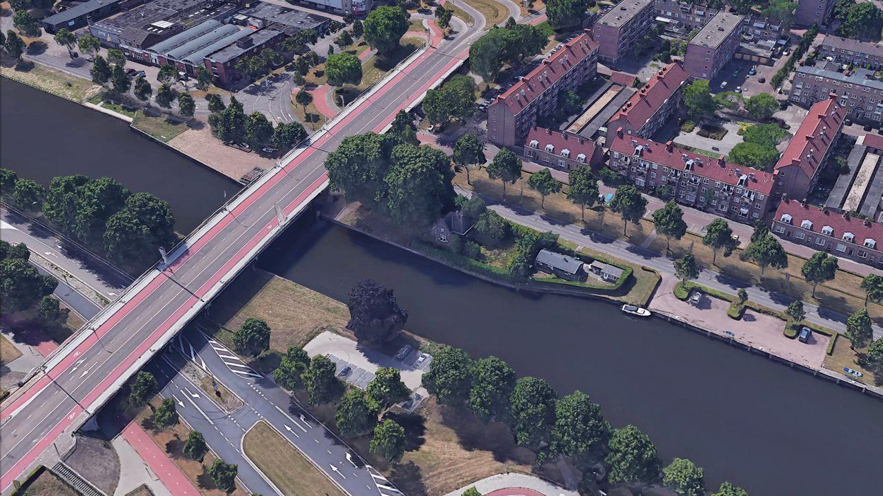 Ideeën gezocht voor toekomst Sluiswachterskade in Den Bosch