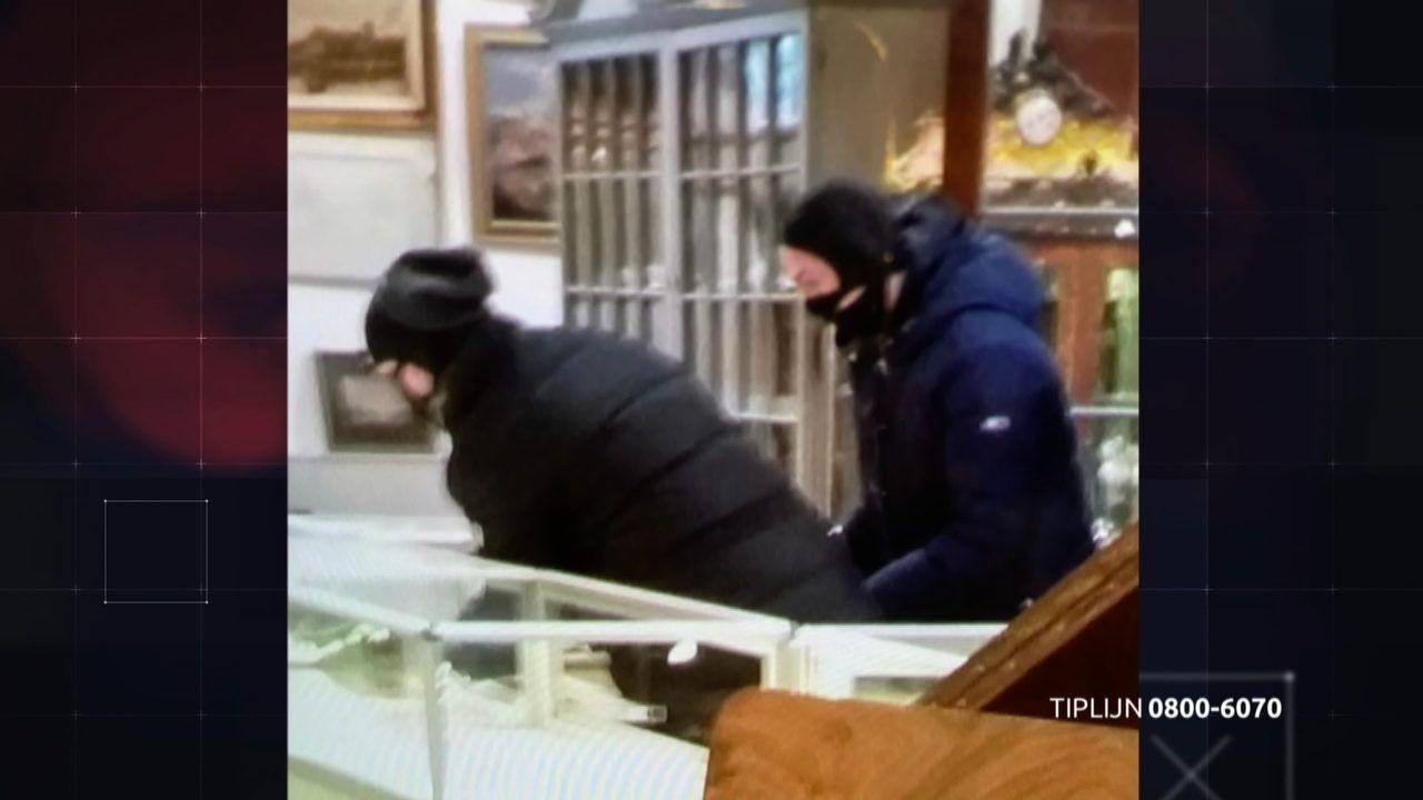 Eén tip over overval op veilinghuis Den Bosch