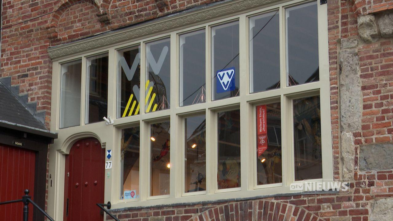 VVV verlaat De Moriaan, vervanger 'Visit Den Bosch' start bij Noordbrabants Museum
